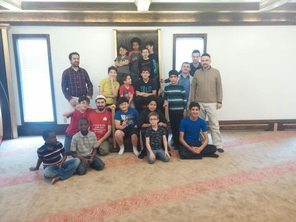 Quran Class Team & Kids